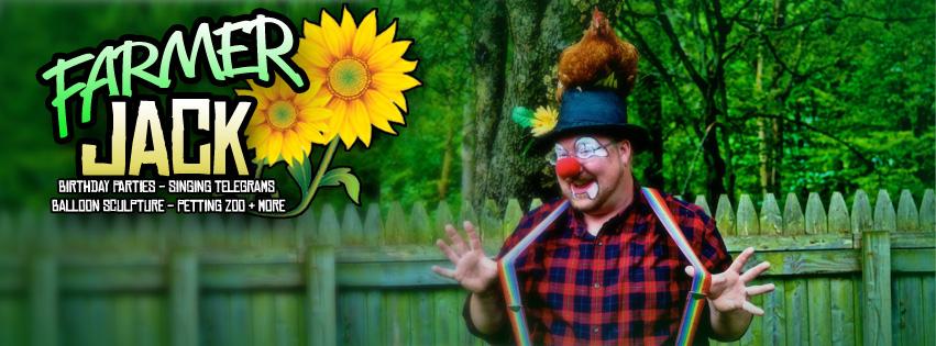 Farmer Jack the Clown