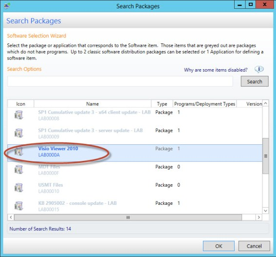 Integrate UDI with your SCCM task sequence for optional