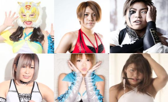 World Wonder Ring Stardom Roster