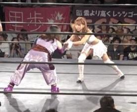 Gatoh Move Emi Sakura vs. Riho