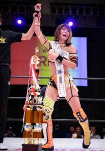 Arisa Hoshiki - Top 20 Joshi Wrestlers of 2019