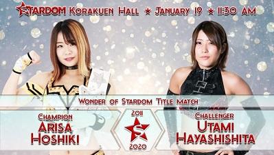 Arisa Hoshiki vs. Utami Hayashishita