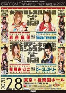 Stardom The Way To Major League Poster