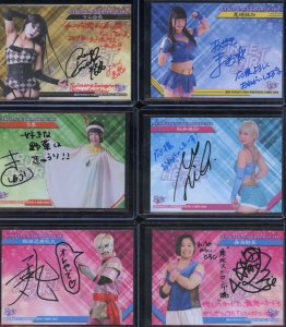 2020 True Heart Shop Exclusive Autographs