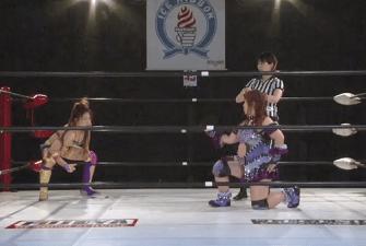 Hamuko Hoshi vs. Maya Yukihi