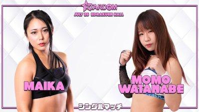 Momo Watanabe vs. Maika