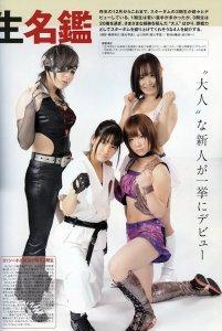 Stardom Wrestlers