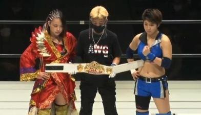 Miyuki Takase vs. Kakeru Sekiguchi