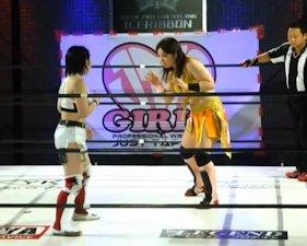 Aki Shizuku vs. Tomoka Inaba