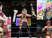 Top 20 Joshi Wrestlers 2020