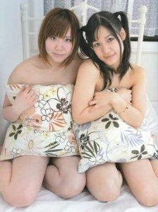 Kairi and Natsumi