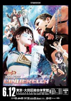 Stardom Tokyo Dream Cinderella Poster