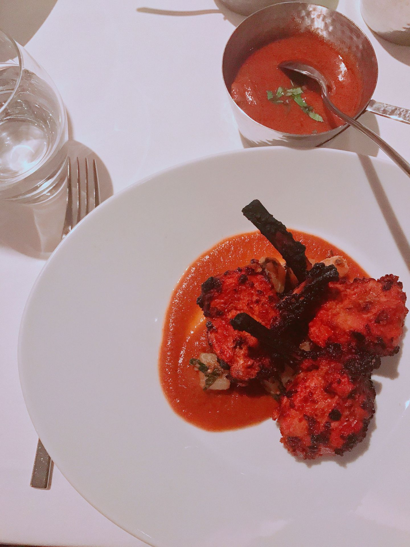 Michelin Indian food in London