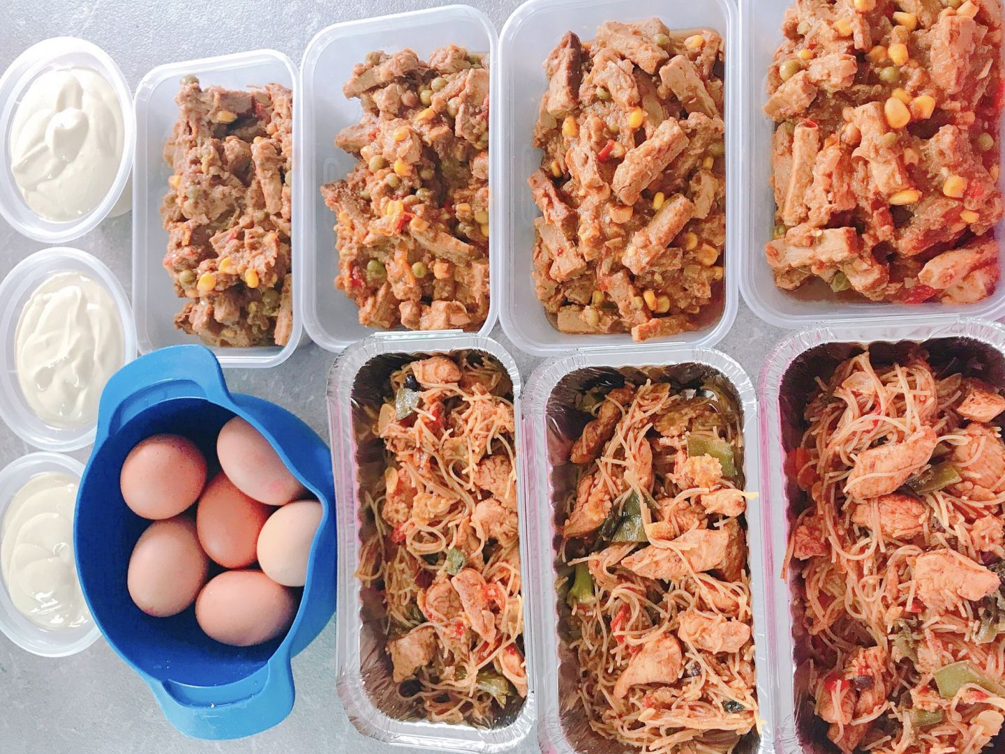 Meal Prepping Part 1