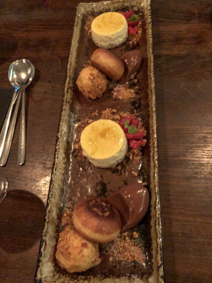 JinJuu Dessert Platter