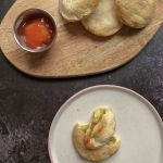 Spicy Vegetable Bread Parcels