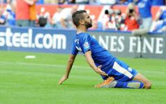 Riyad Mahrez is in fine form and already has four goals this term – @papoueuropeu (Twitter)