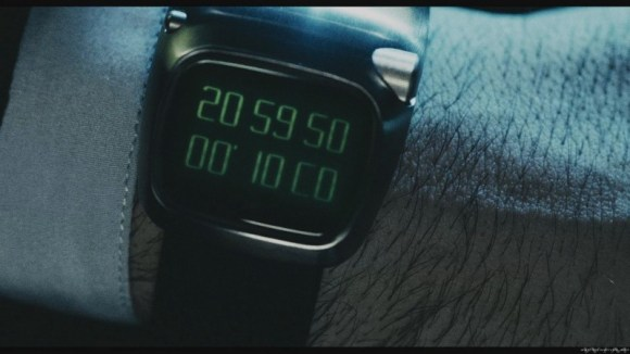 The Ventura Sigma watch worn by Nicolas Cage in Bangkok Dangerous.