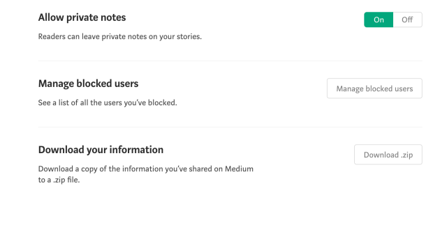 Migrate your blog away from Medium