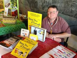 Sold quite a few copies of both books.