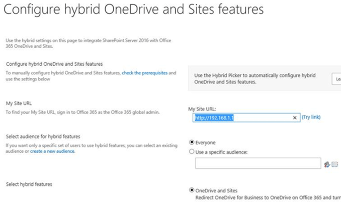 SharePoint – People Picker times out – Hybrid App Launcher