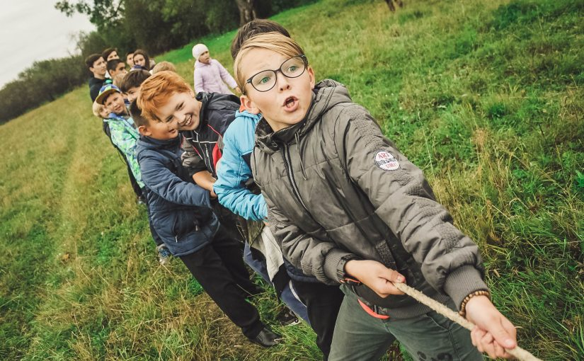 How We Train Our Kids to Be Leaders