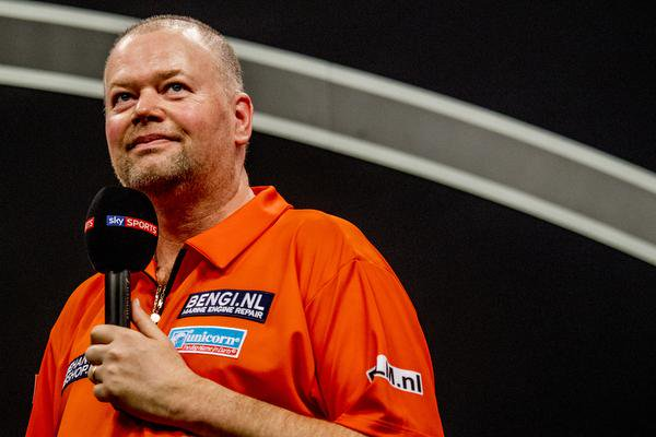 Van Barneveld rap video