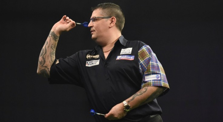 Gary Anderson PC 14