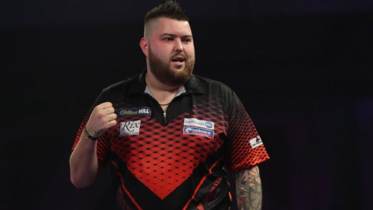 Michael Smith 2018 WC