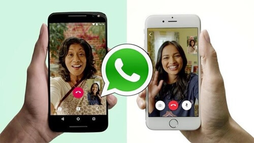 Cara Membuat Efek Beauty di Video Call WhatsApp
