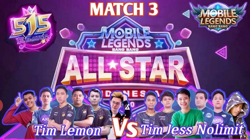 All Star Giftpack Event All Star Mobile Legends 2021