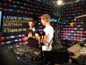 David Gravell and Armin ASOT 700_Festival Live Sydney