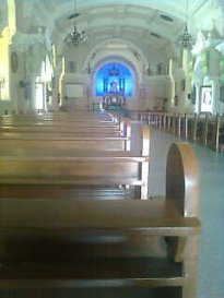 Fast forward. This is the main parish in Orani, Bataan.