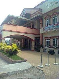The Municipal Hall of Orani.