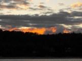 Fire-Like Clouds