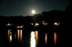 Moon on the Horizon
