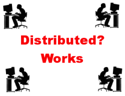 Distributed Team