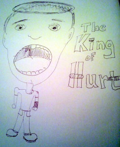 The king of hurt