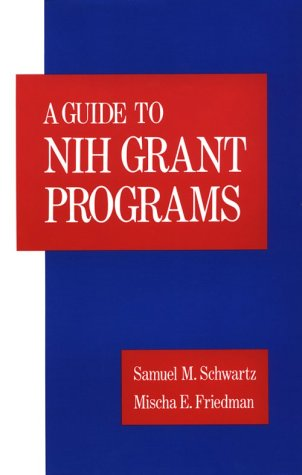 NIH Guide cover