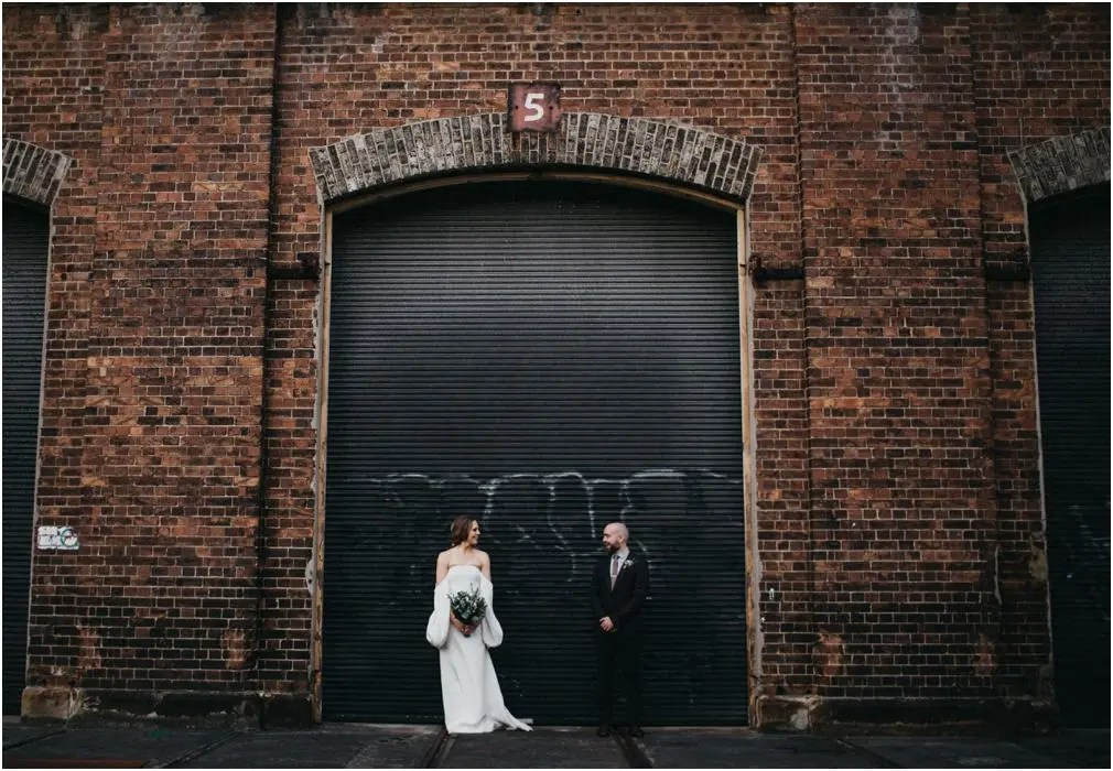 carriageworks wedding