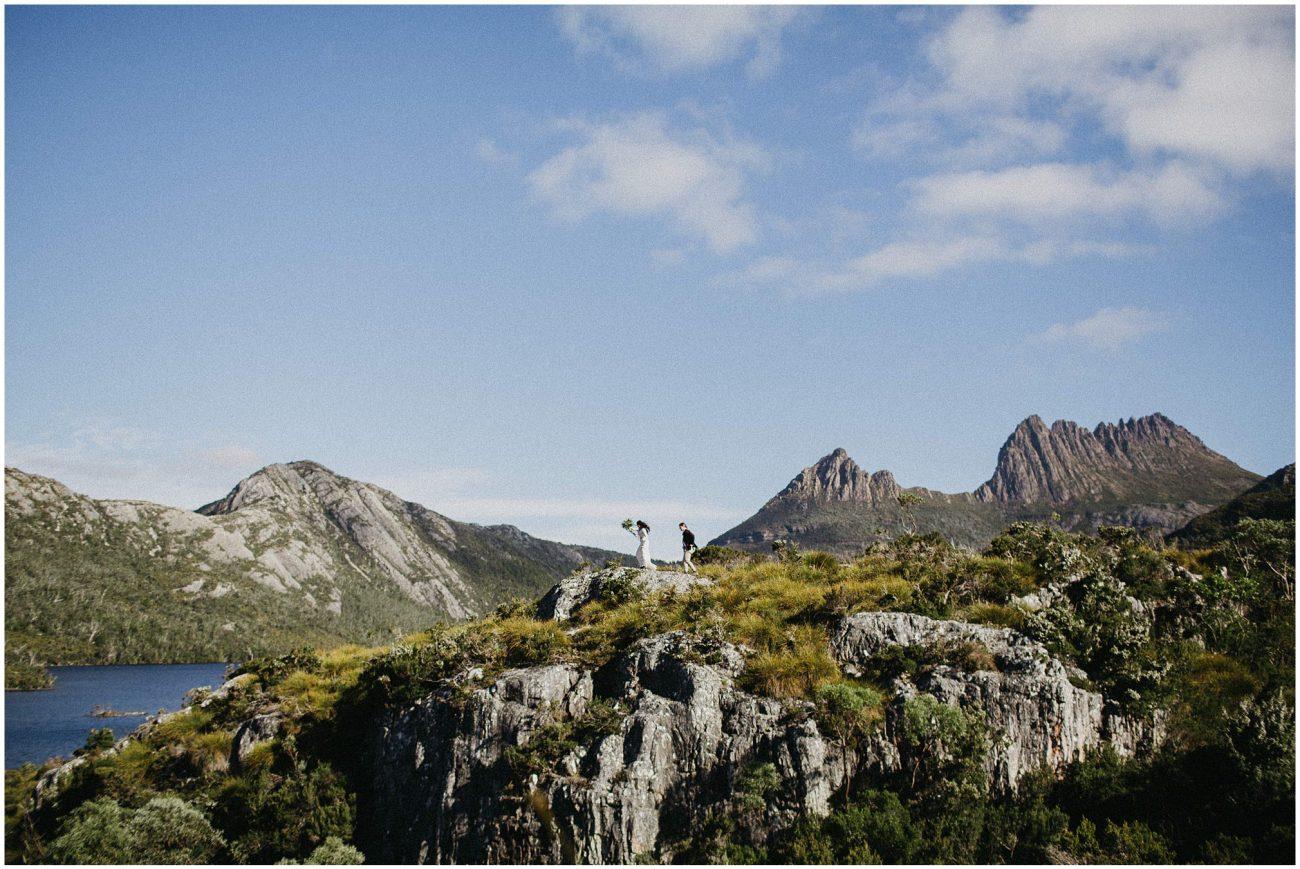 Cradle Mountain Elopement