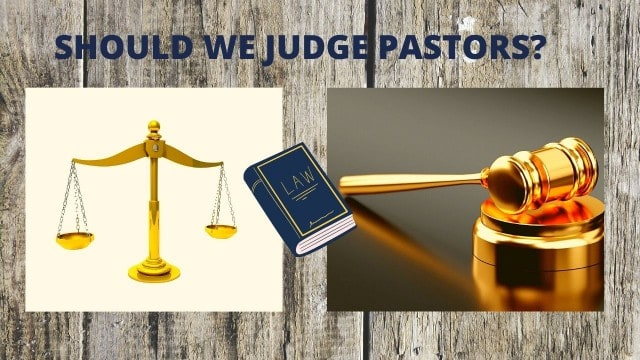 IS JUDGING PASTORS A SIN? | IT'S INSANE MATTHEW 7:1
