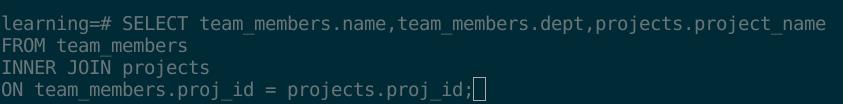 INNER JOIN SQL/PostgreSQL