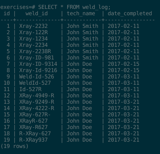 show_weld_log_table
