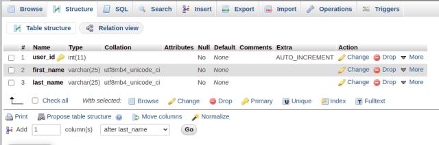 phpMyAdmin-table-description-after-DDL
