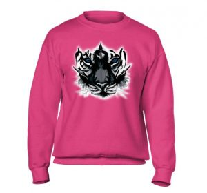 adult pink jumper