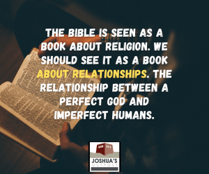 How to enjoy reading the Bible