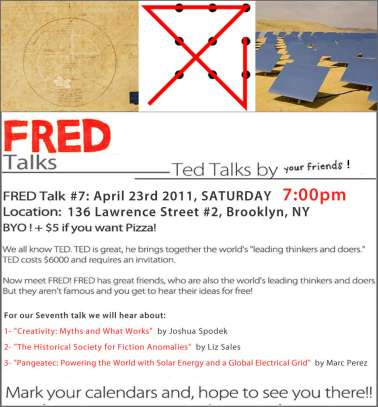Fred Invitation