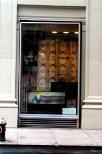 Final Fifth Avenue and 13th Street Parsons Student Linear Zoetropes