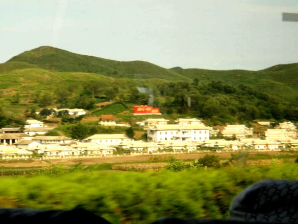 The road back from Kaesong (1)